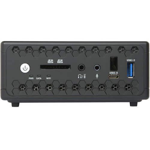 Mini Computador ZBOX CI323 Nano Celeron N3150 2.08GHz HD500GB - Zotac