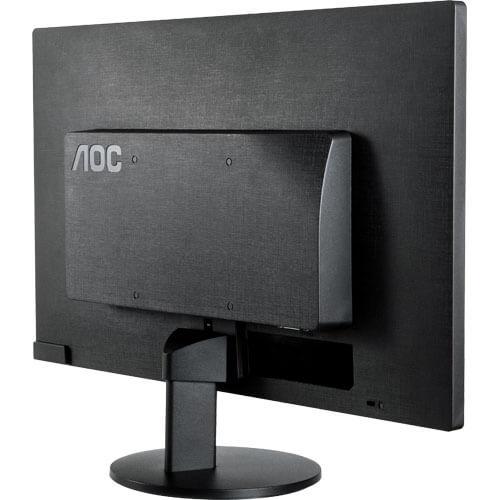 Monitor LED 15,6' Widescreen E1670SWU - AOC