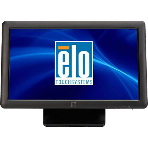 Monitor Touch LCD 15,6 ET1509L Widescreen - Elo Touch Solutions
