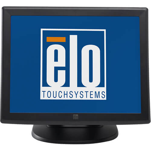 Monitor Touch Screen LCD 15' ET1515L - Elo Touch Solutions