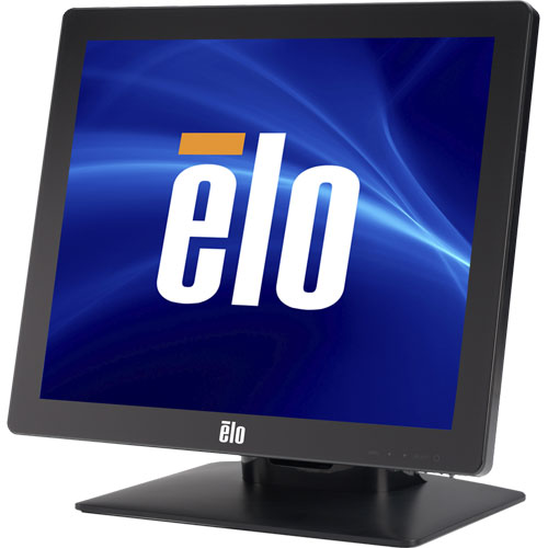 Monitor Touch Screen LCD 17' ET1717L - Elo Touch Solutions