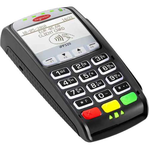 Pin Pad iPP320 - Ingênico
