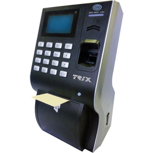 Relógio de Ponto Eletrônico BIO REP-100 - Trix Tecnologia