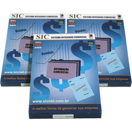 SIC (Sistema Integrado Comercial) - Sicnet