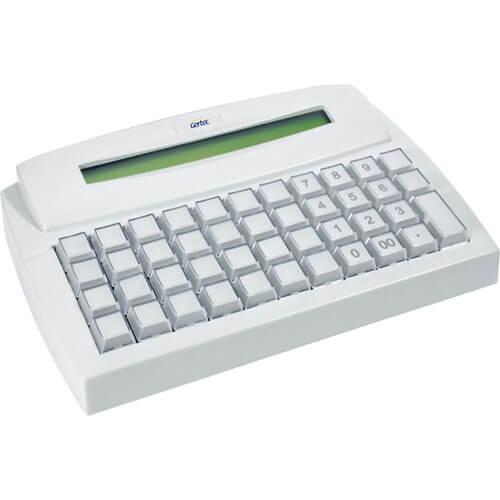 Teclado Programável TEC 44 com Display - Gertec