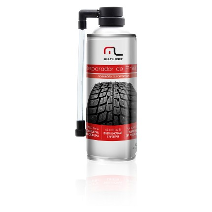 Spray de Emergencia para Pneu Multilaser AU400