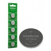 Bateria Lithium 3v Cr2450 IntelBras (Blister C/5)
