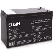 Bateria Selada 12v 7ah Elgin - Ideal para Nobreak