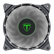 Cooler Pc Gamer 120mm T-DAGGER T-TGF300-W Led Branco