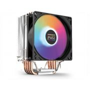 Cooler Radiador P/ Processador Intel/amd Fan Led RGB AC01 K-mex