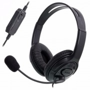 Headset C/Mic DEX DF-400 P/ Pc e Consoles Ps4 Xbox One P3