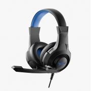 Headset Gamer com Microfone 6213 Xwise Azul (PS4, Xbox One)