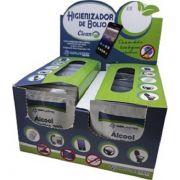 Higienizador de Bolso Clean Implastec (50 Saches)