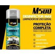 Higienizador Desinfector Max M500 Granada Carro Alcool