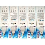 Kit 10 Lampadas Led 12w Bulbo E27 BiVolt Galaxy Led Branca 1018LM - Inmetro