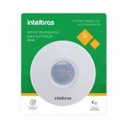 Kit 5 Interruptor Sensor Presença P/iluminação espi 360 IntelBras