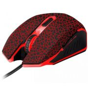 Mouse Gamer GM-205 3200DPI 6 Botões (5+Whell) Xtrike