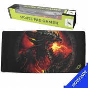 MousePad Gamer X-Cell 700X350x3 MM Largo Extra Grande XC-MPD-04D