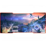 Mousepad Gamer Dragon Fx-x8235 C/ Base Emborrachada K-mex