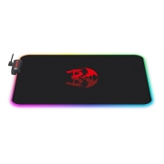 MousePad Gamer RGB 330X260x3mm Médio Pluto P026 Redragon