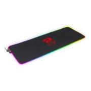 MousePad Gamer RGB 800X300x3mm Grande Neptune P027 Redragon