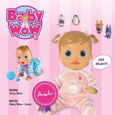 Boneca Baby Wow Analu - Multikids Br732