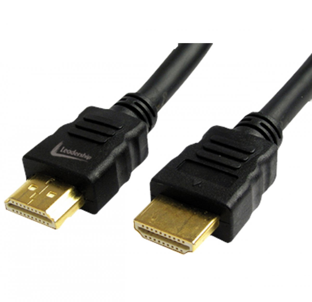 Cabo Hdmi Gold 1.4 - 4K HDR 3D 19P 1.8M LeaderShip (Blister)