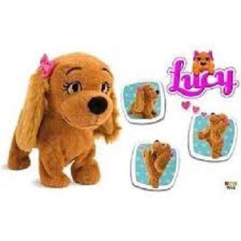 Cachorrinha Lucy Pet Inteligente Português BR469 Multikids