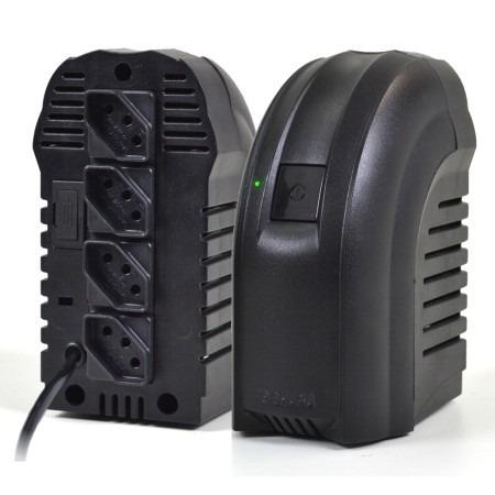 Estabilizador 300va Ts Shara (9000) Powerest Mono 115v Preto