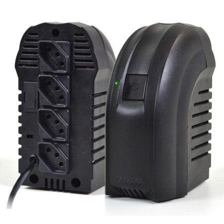 Estabilizador 500va Ts Shara (9014) Powerest Mono 115v Preto
