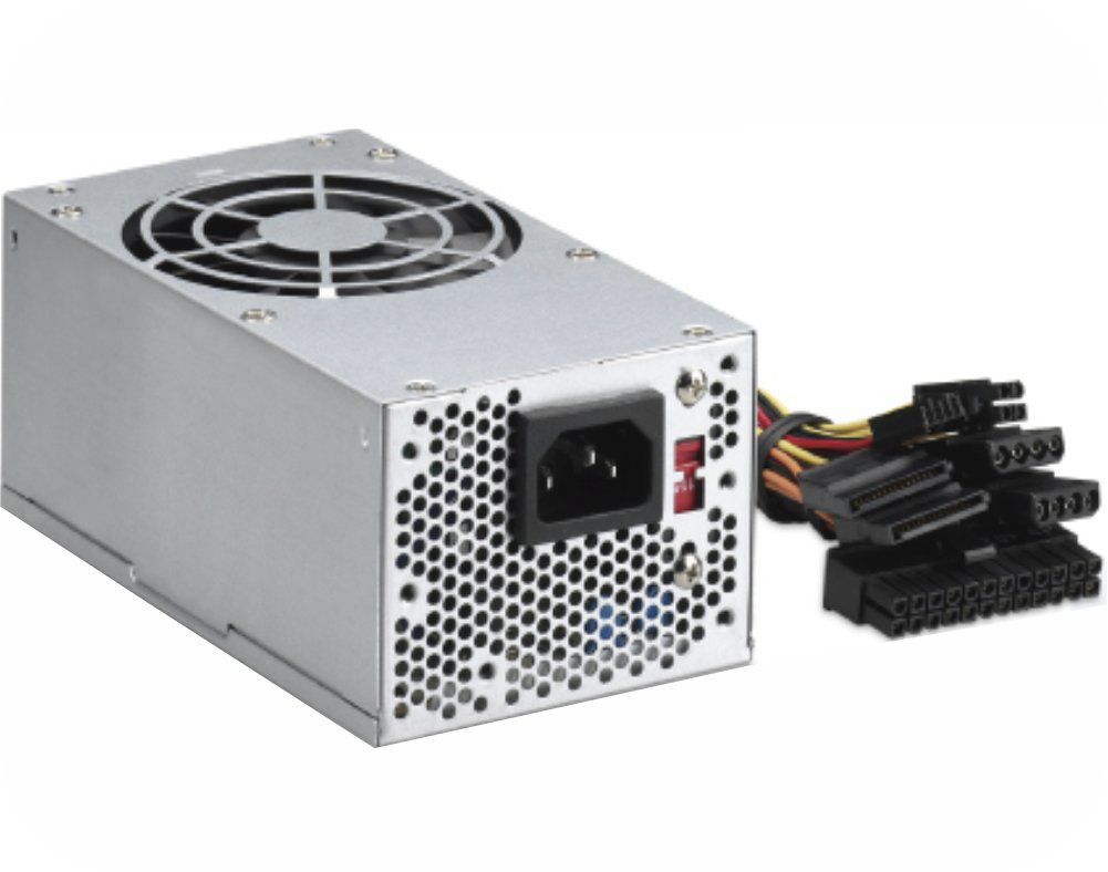 Fonte Mini Itx K-MEX PD-180RMF 180w Real Slim Bivolt.