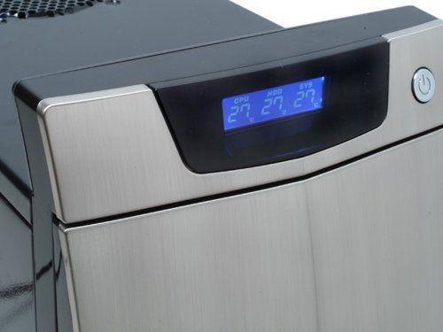 Gabinete NZXT Lexa Aluminio - Sem Fonte