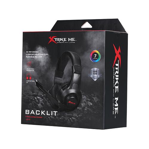 Headset Gamer com Microfone HP-311 Xtrike