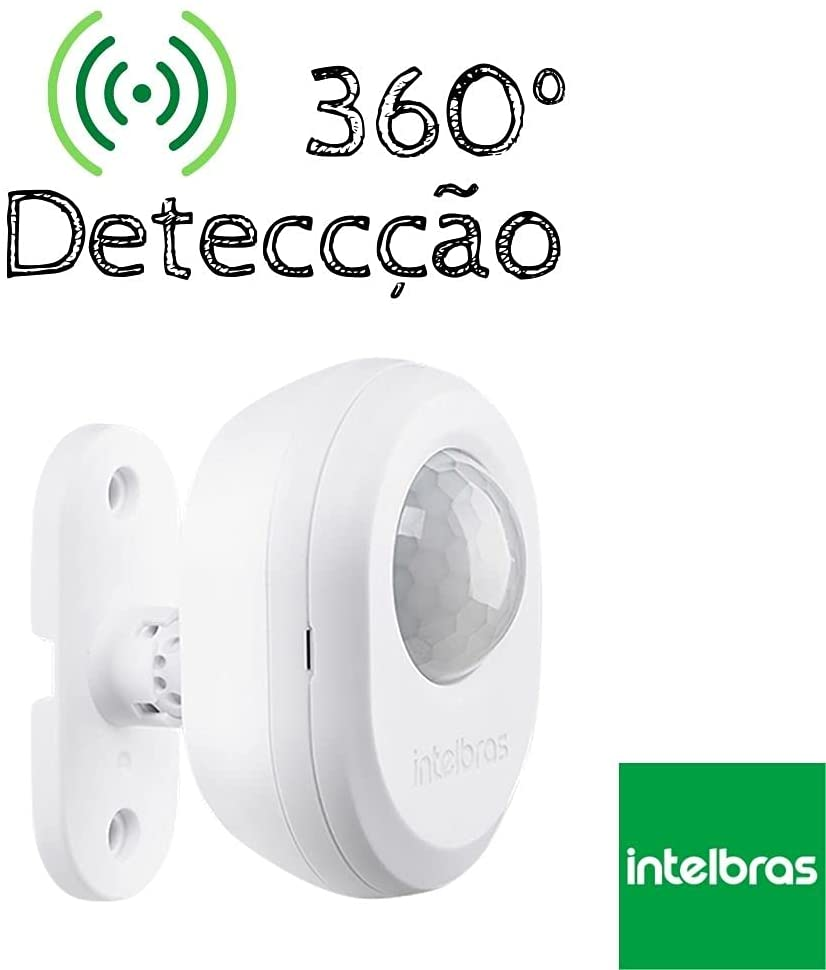 Interruptor Sensor Presença P/iluminação ESPi 360 A IntelBras