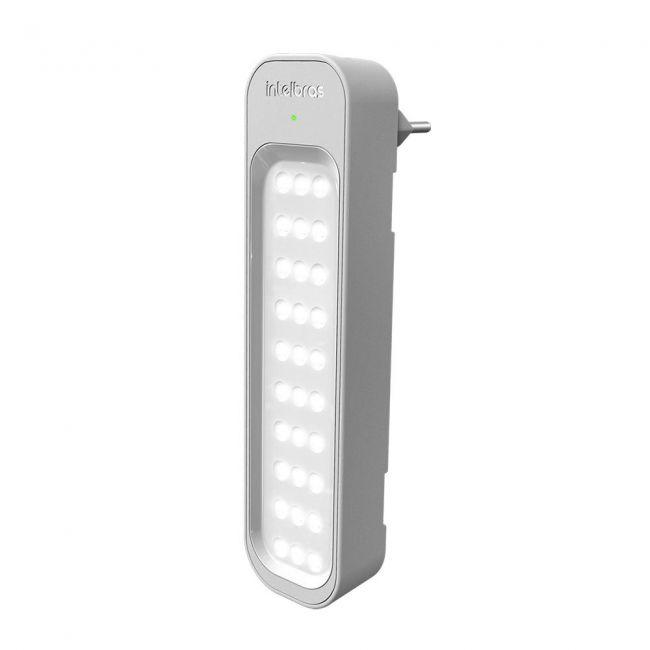 Kit 3 luminaria de emergência lea 150 intelbras (30 Leds)