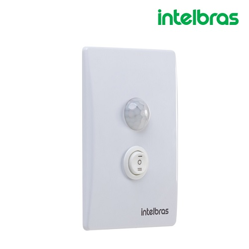 Kit 5 Interruptor Sensor Presença P/iluminação ESP 180 E+ IntelBras