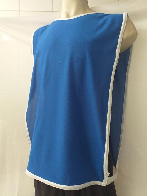 Kit Com 10 Coletes Futebol / treino Light (Azul)