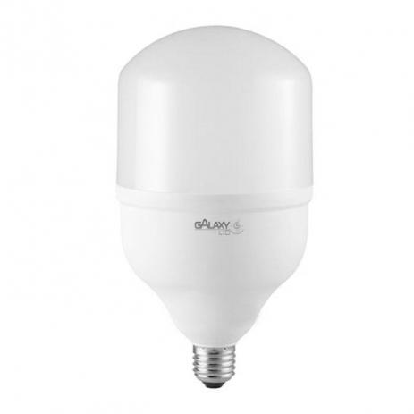 Lâmpada Led 50w Alta Potência T160 6500k E27 BiVolt 4000LM Galaxy Led