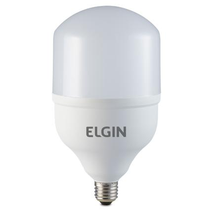 Lâmpada Super Led 40w 6500k Bulbo T E27 BiVolt 3200LM Elgin