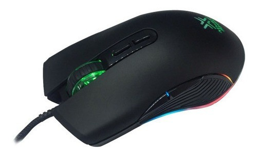 Mouse Gamer Usb FRGM-01 2400DPI 6D RGB Maxxtro