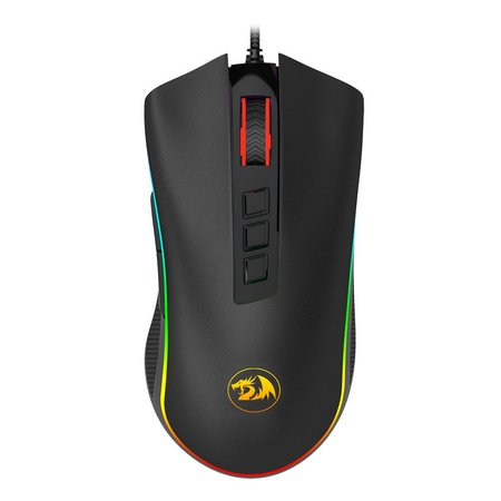 Mouse gamer Redragon Cobra M711 RGB 10.000 Dpi