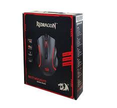 Mouse Gamer Redragon Nothosaur 3200dpi 6 Botões M606