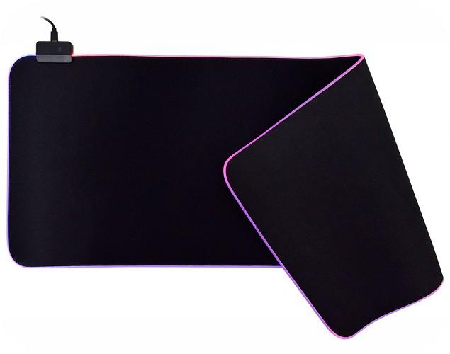 MousePad Gamer RGB 800X300x3 MM Largo Extra Grande FX-X9030 K-mex