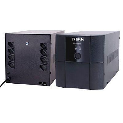 NoBreak 2200va UPS Senoidal Ts Shara 4420 - Ent.e saida 110v/220v (Ent.Bat.externa)