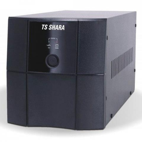 NoBreak TS Shara UPS GATE 2200VA Mod. 4395 Ent. e Saida BiVolt (P/portão eletronico)