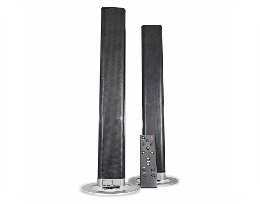 Soundbar Flex K-Mex SB-1032 Stereo amplificados, optical / sem fio / bluetooth / 40w RMS
