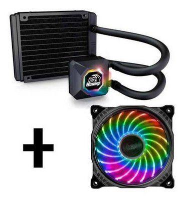 Water Cooler Deepcool Gammaxx L120 V2 RGB 120mm (Intel e Amd)