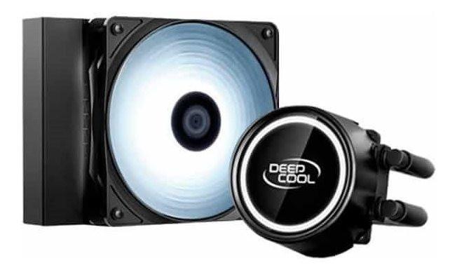 Water Cooler Deepcool Gammaxx L120t Branco 120mm (Intel e Amd)