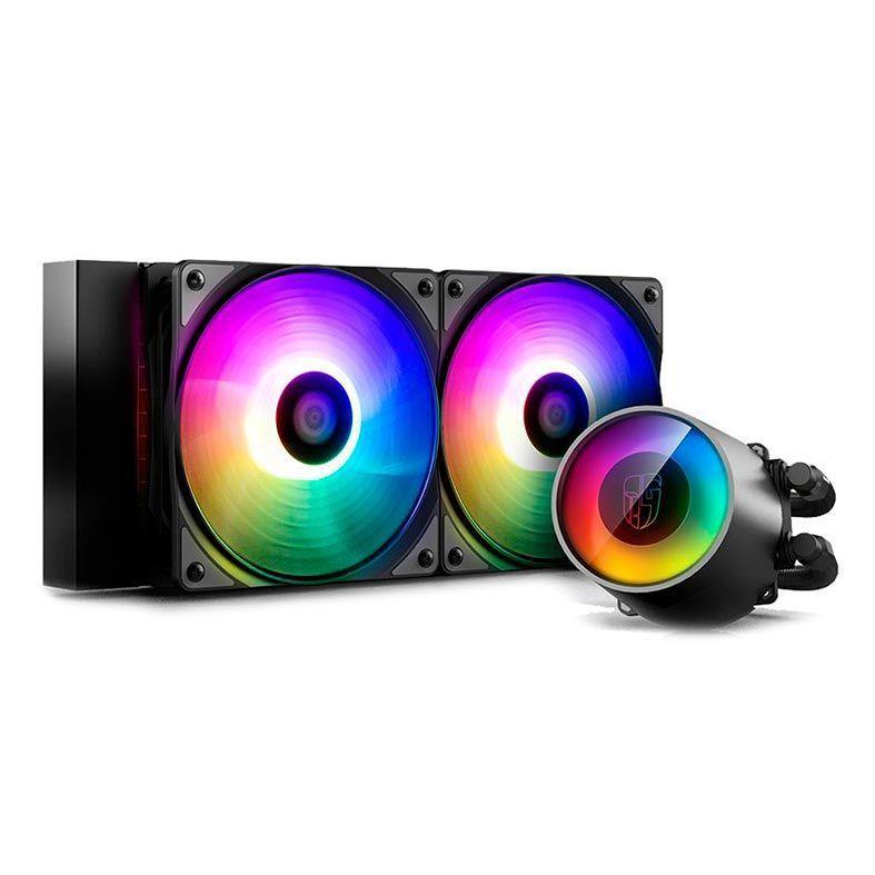 Water Cooler Deepcool Gammaxx L240 v2 RGB 240mm (Intel e Amd)