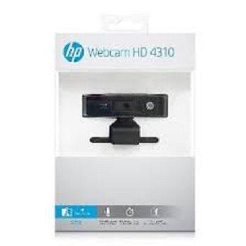 Webcam HP HD 4310 Full Hd 1080p Truevision Inclinação 360º